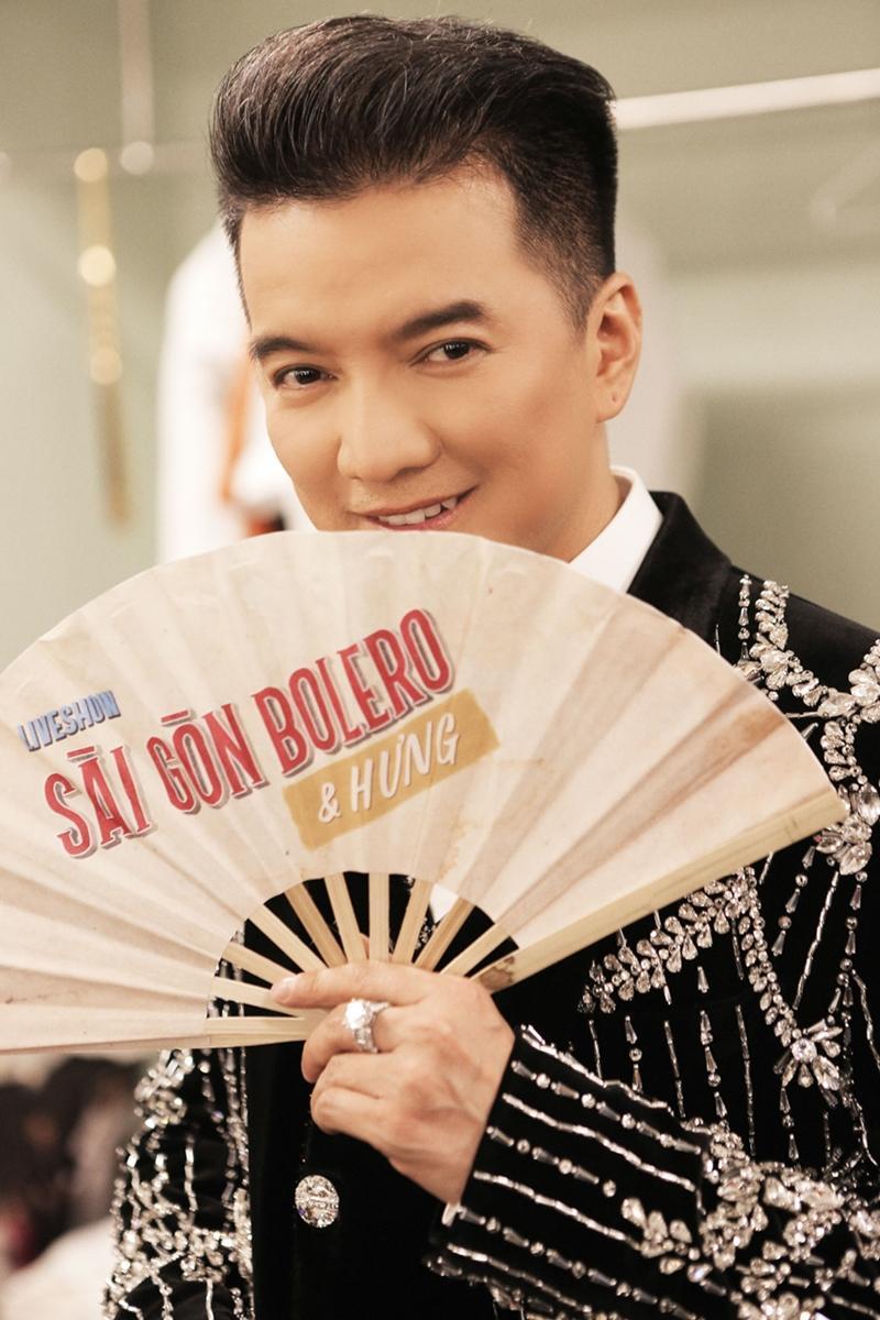Hậu trường chưa kể trong liveshow 'Sài Gòn Bolero' của Đàm Vĩnh Hưng-1