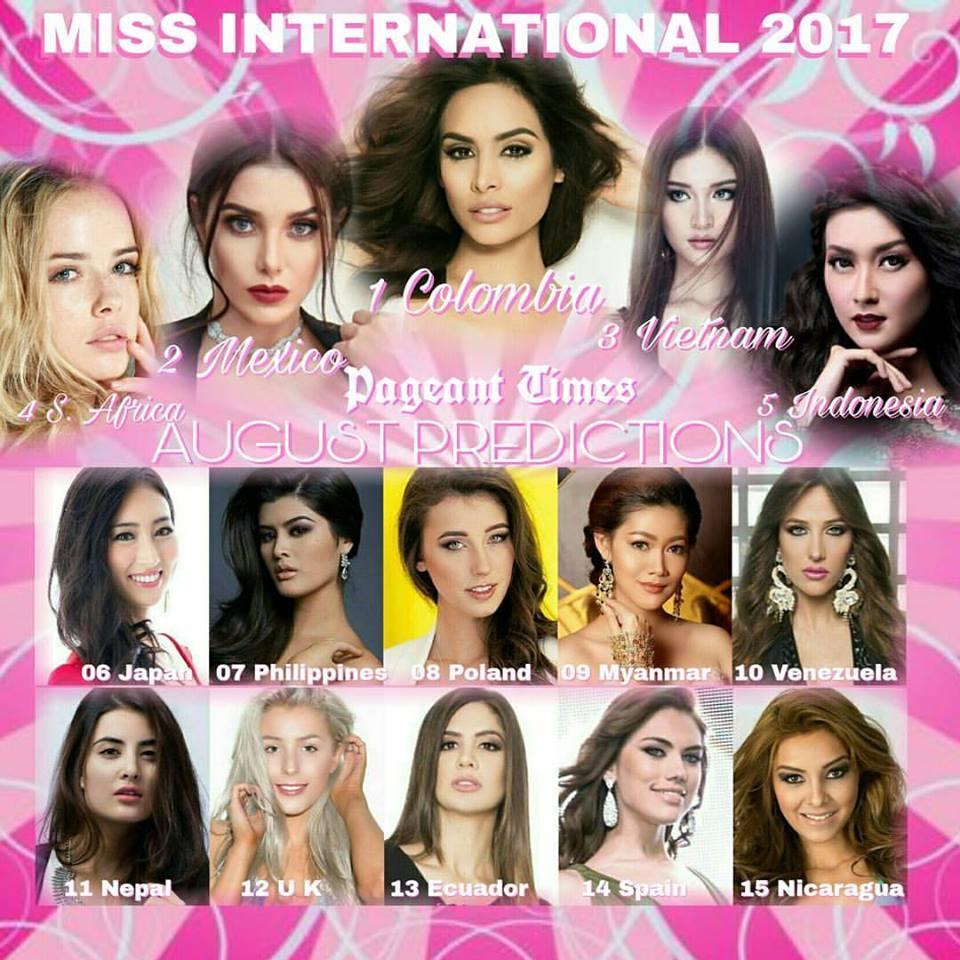 Thùy Dung được truyền thông quốc tế kỳ vọng làm nên chuyện tại Miss International 2017-1