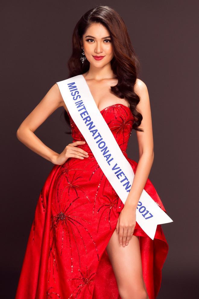 Thùy Dung được truyền thông quốc tế kỳ vọng làm nên chuyện tại Miss International 2017-2