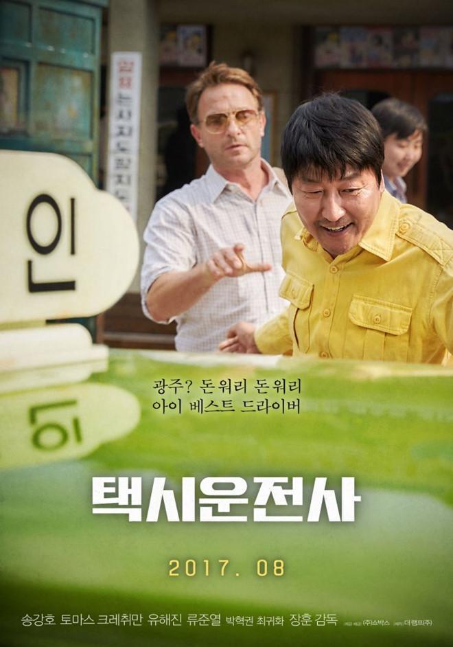 Phim về vụ thảm sát Gwangju gây bão tại phòng vé Hàn Quốc-1