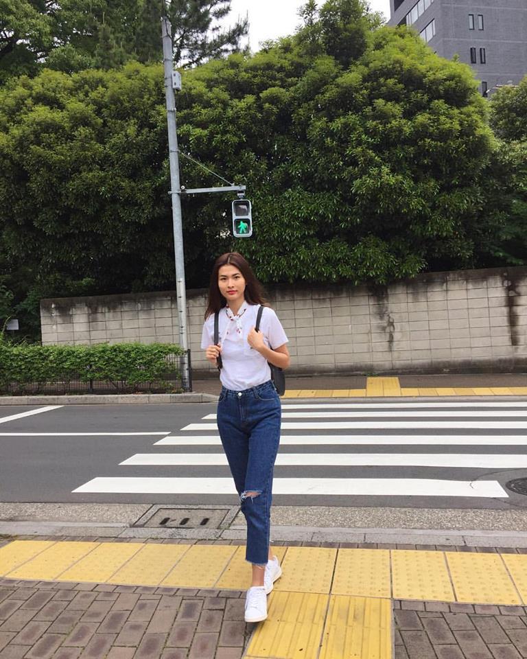 Gu thời trang đẹp mắt của thí sinh 'khó ưa' nhất Next Top 2017 Cao Thiên Trang-3