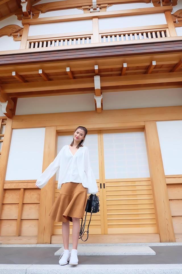 Gu thời trang đẹp mắt của thí sinh 'khó ưa' nhất Next Top 2017 Cao Thiên Trang-9