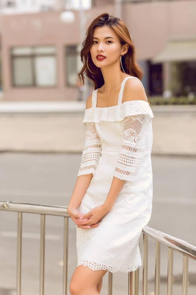 Gu thời trang đẹp mắt của thí sinh 'khó ưa' nhất Next Top 2017 Cao Thiên Trang-12