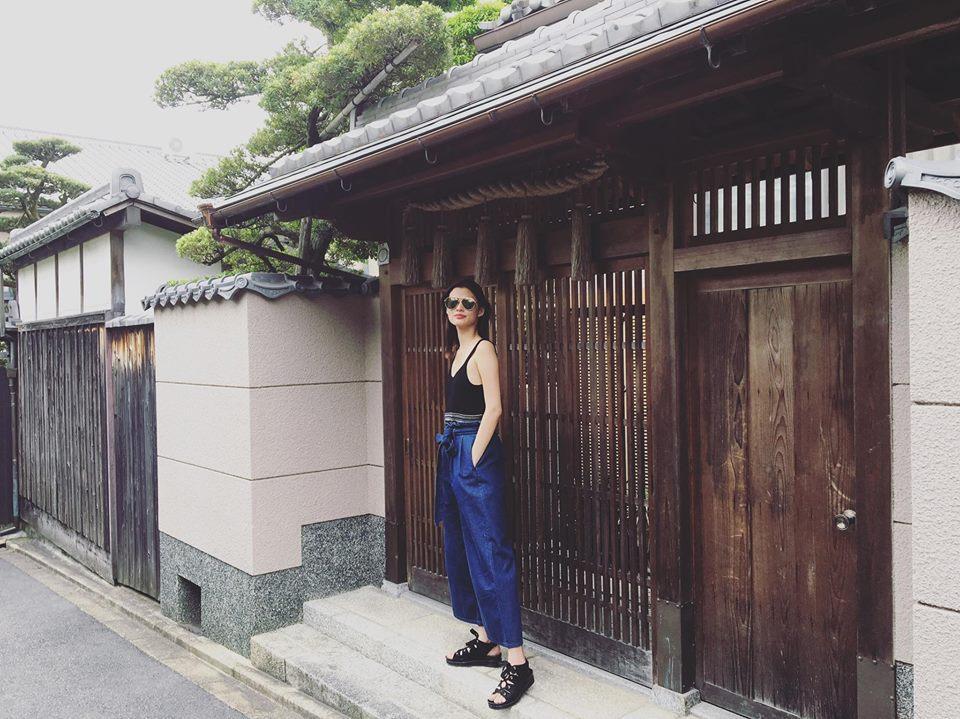 Gu thời trang đẹp mắt của thí sinh 'khó ưa' nhất Next Top 2017 Cao Thiên Trang-13