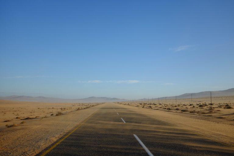 Vẻ kỳ bí của thị trấn bỏ hoang bị sa mạc nuốt chửng-11
