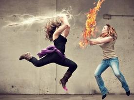 Truyện cười: Học cách đánh ghen