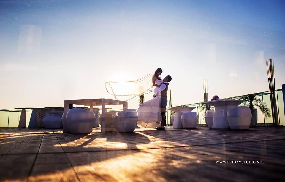 'Lạc lối' trong khách sạn sang chảnh cho cặp đôi du lịch trăng mật-2
