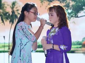 Clip: Cô Út khiếm thị khóc nấc khi hát về mình sau cãi vã với gia đình Phương Mỹ Chi