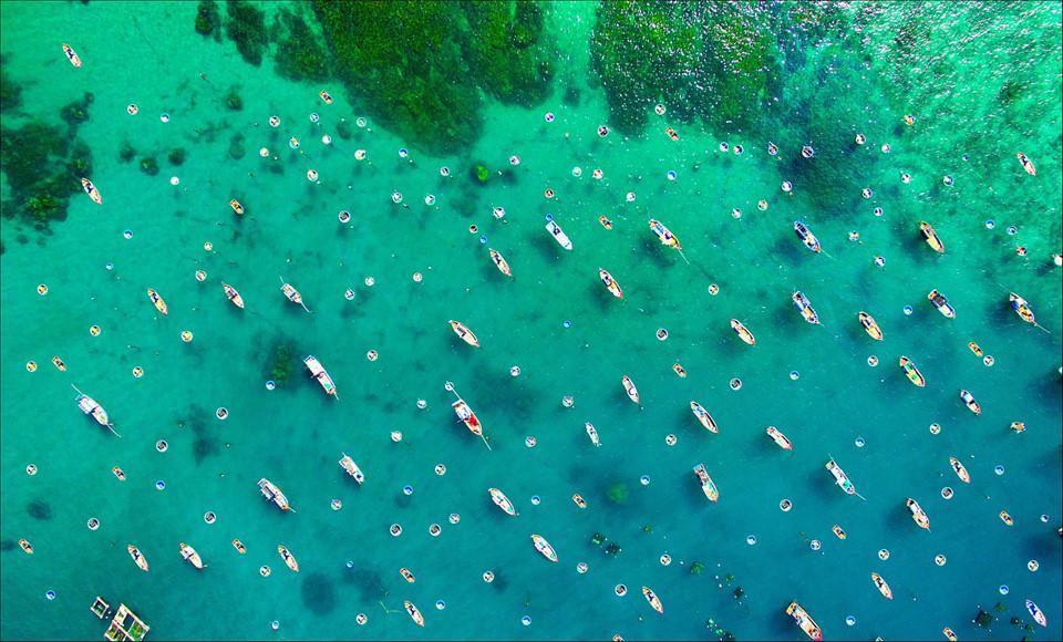 Bay trên mọi miền tổ quốc qua bộ ảnh flycam 'Dấu ấn Việt Nam'-2