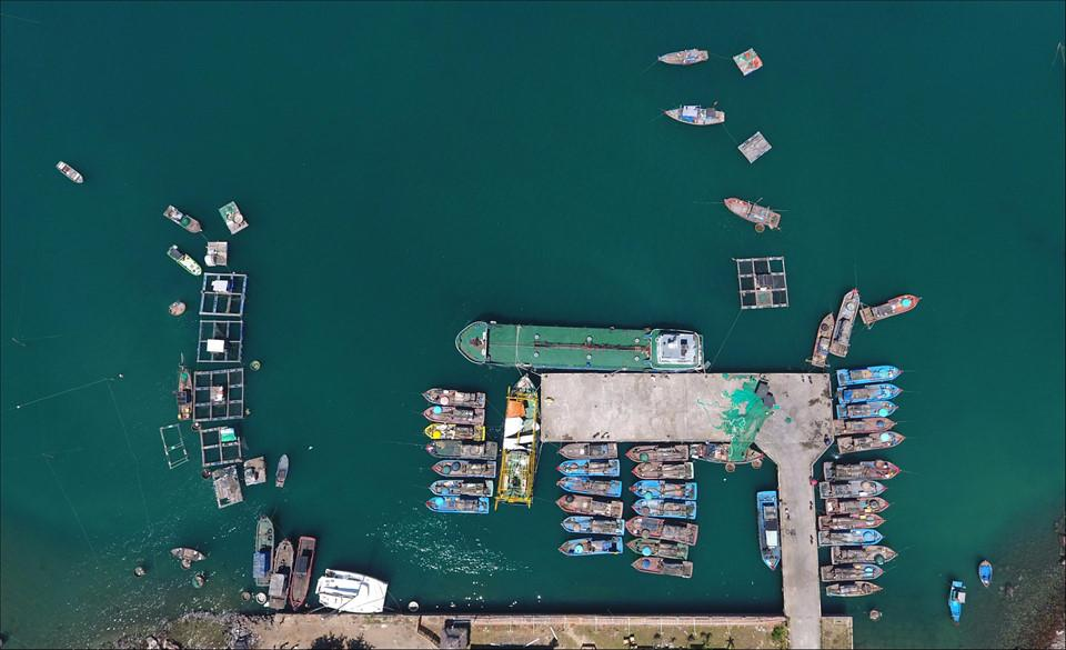 Bay trên mọi miền tổ quốc qua bộ ảnh flycam 'Dấu ấn Việt Nam'-4