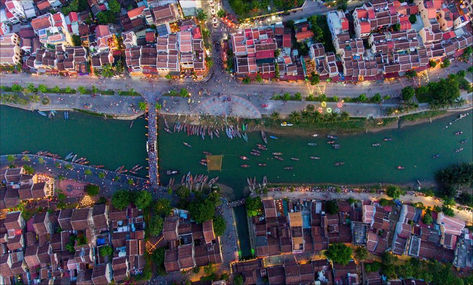 Bay trên mọi miền tổ quốc qua bộ ảnh flycam 'Dấu ấn Việt Nam'-8