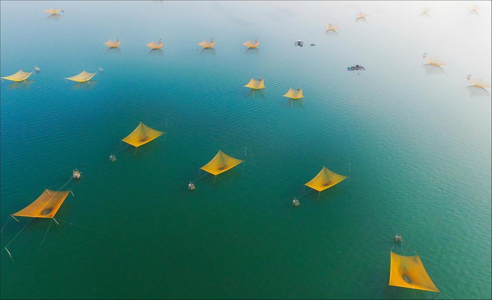 Bay trên mọi miền tổ quốc qua bộ ảnh flycam 'Dấu ấn Việt Nam'-11