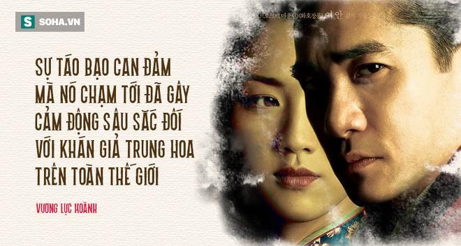 Bài phát biểu của đạo diễn 'Ngọa hổ tàng long' khiến hàng triệu người Trung Quốc giật mình-4