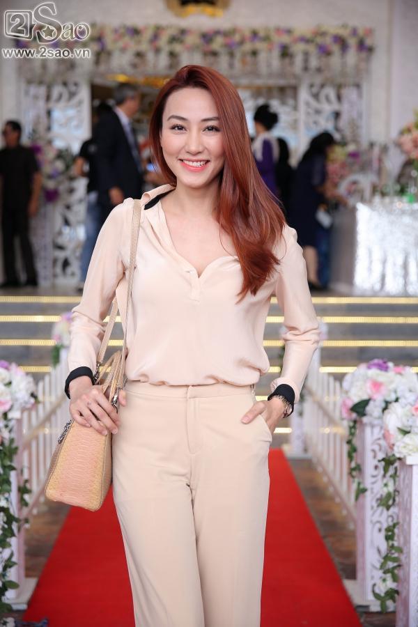 Ngân Khánh từ Singapore về nước sớm dự đám cưới Lê Phương-2
