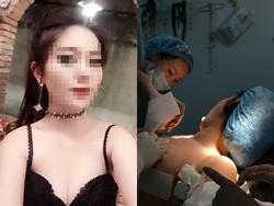 Cô gái nâng ngực bị tử vong: GS Trần Thiết Sơn khuyến cáo phụ nữ mang thai không được làm bất kỳ phẫu thuật nào