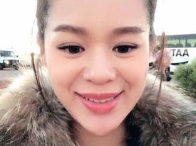 Xuất hiện với gương mặt khác lạ, Hồ Hạnh Nhi bị nghi ngờ mang thai vẫn phẫu thuật