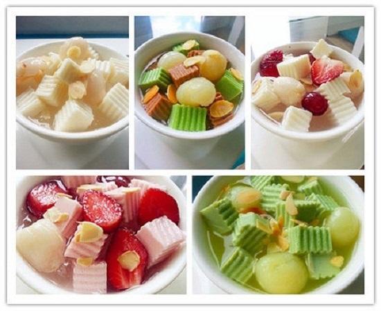 Ngày nóng, đây là 5 món ăn vặt giải khát ngon nhất Hà Nội, nên thưởng thức-5