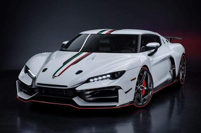Italdesign Zerouno - Siêu xe Italy trị giá 1,7 triệu USD-1