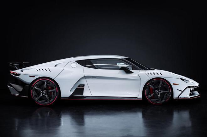 Italdesign Zerouno - Siêu xe Italy trị giá 1,7 triệu USD-2