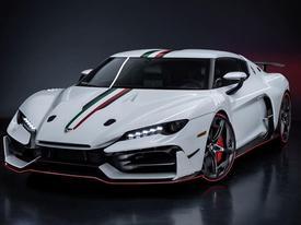 Italdesign Zerouno - Siêu xe Italy trị giá 1,7 triệu USD