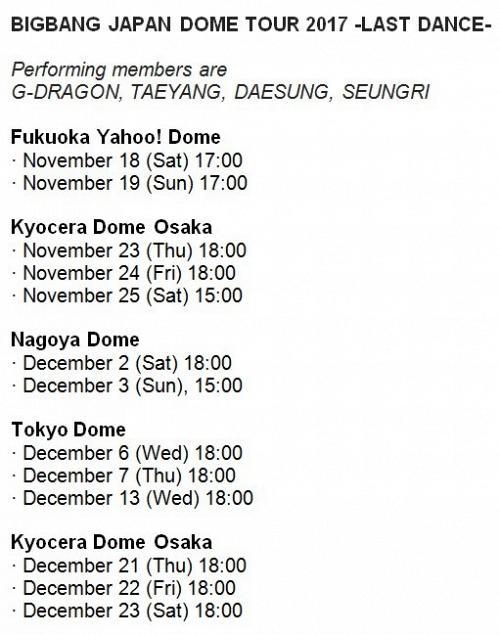 Fan được gặp lại BigBang 4 thành viên với tour diễn tại Nhật ngay trong năm nay-2