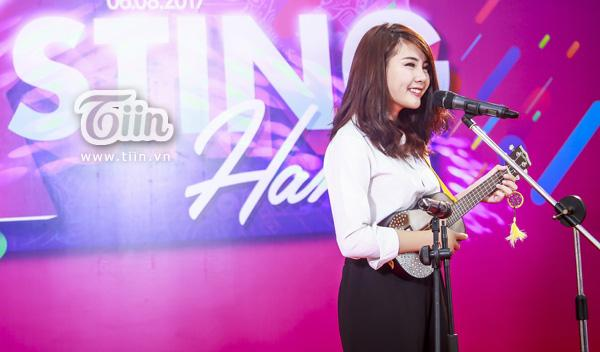 Xuất hiện bản sao Diễm My 9X tại 'Miss Teen 2017', ít ai biết cô nàng từng nổi như cồn vì điều này-1