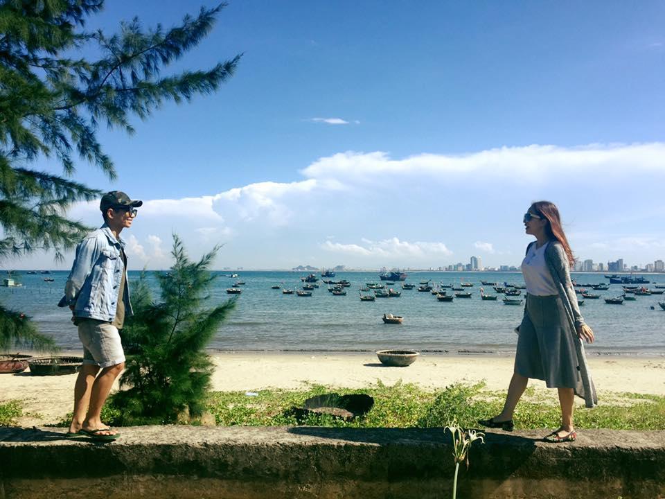 Tin sao Việt 8/8: Phan Hiển và Khánh Thi khóa môi trên thuyền-2