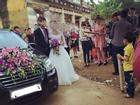 Ảnh động: Mời 'người yêu cũ' đến đám cưới là sai lầm