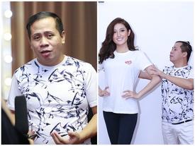 Ông trùm hoa hậu Philippines: 'Huyền My có khả năng lọt top cao tại Miss Grand 2017'