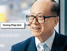 Mổ xẻ gương mặt tỷ phú Hồng Kong để thấy, vận giàu sang có từ khi sinh ra