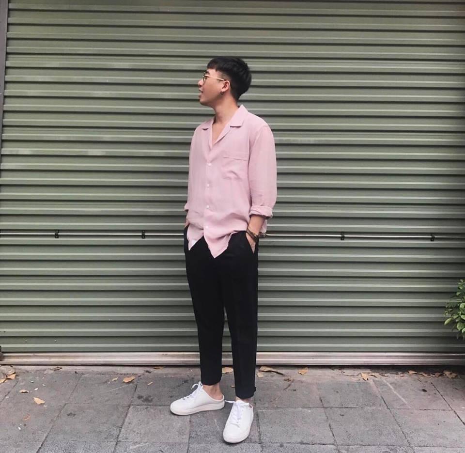 Ngọc Trinh tự tin tóc mới, Hoàng Ku diện sắc hồng không sến nổi bật street style tuần này-6