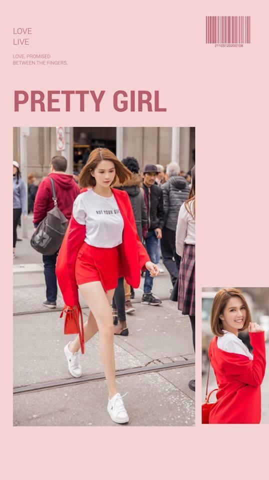 Ngọc Trinh tự tin tóc mới, Hoàng Ku diện sắc hồng không sến nổi bật street style tuần này-1