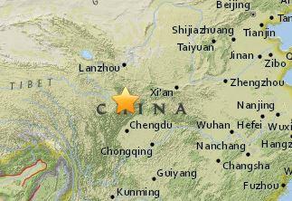 Trung Quốc: Động đất mạnh gần khu du lịch Cửu Trại Câu, 5 người chết-1