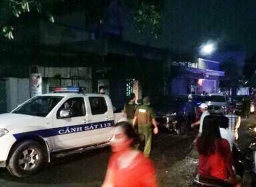 20 người thuê 3 ôtô chở hung khí từ Sài Gòn xuống Đồng Nai đòi nợ-1