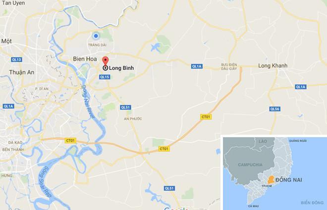 20 người thuê 3 ôtô chở hung khí từ Sài Gòn xuống Đồng Nai đòi nợ-2