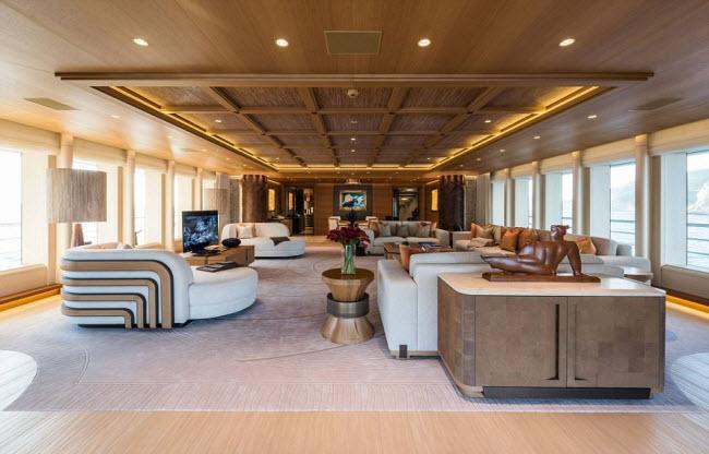 Hé lộ giá thuê những du thuyền xa xỉ nhất thế giới-11