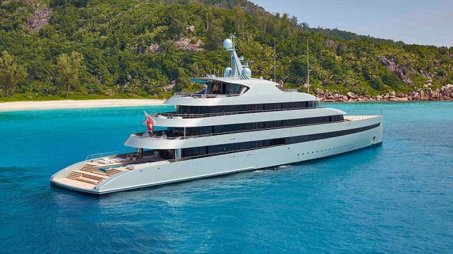 Hé lộ giá thuê những du thuyền xa xỉ nhất thế giới-13