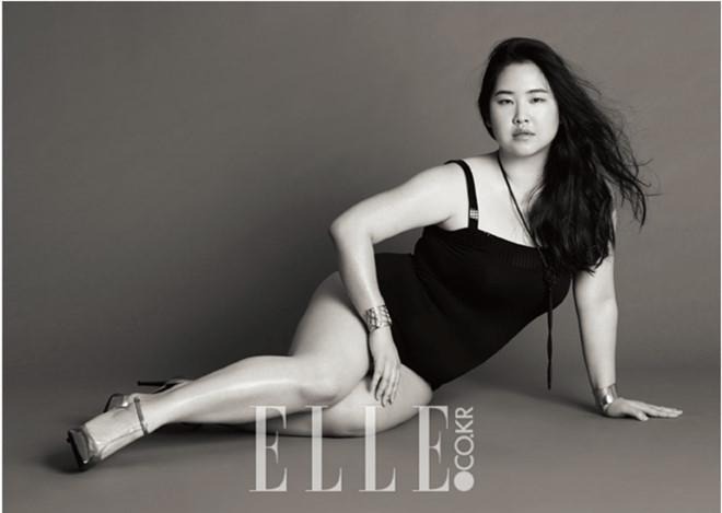 'Nàng béo' vượt lên dư luận phá vỡ chuẩn mực cái đẹp tại Hàn-3