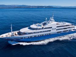 Hé lộ giá thuê những du thuyền xa xỉ nhất thế giới
