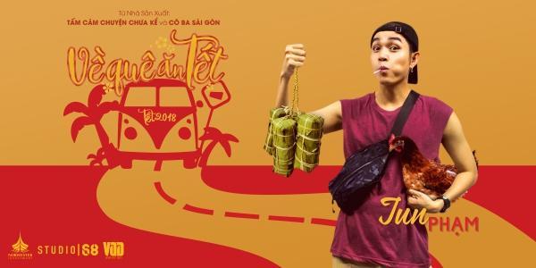 Jun Phạm được Ngô Thanh Vân tin tưởng giao vai chính trong phim Tết-4
