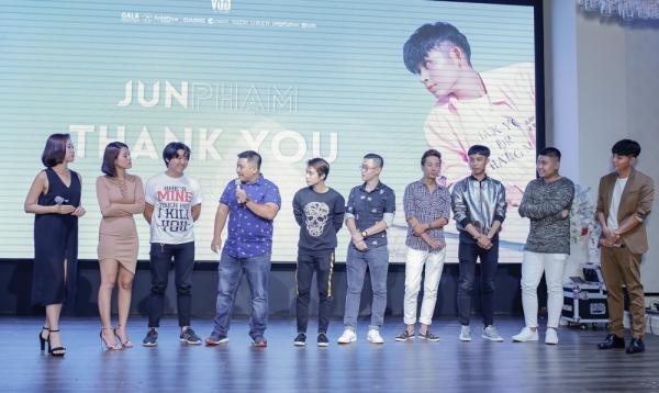 Jun Phạm được Ngô Thanh Vân tin tưởng giao vai chính trong phim Tết-5