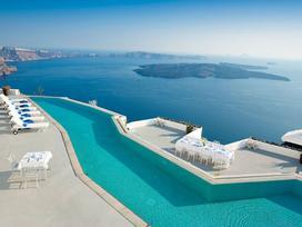 Thử cảm giác lạ tại bể bơi vô cực vắt vẻo trên nóc nhà cao tầng