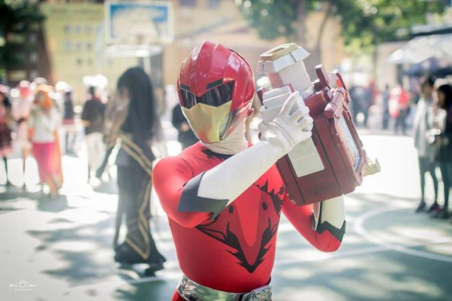 9X Lào Cai tự thiết kế trang phục siêu nhân vì quá thích-3