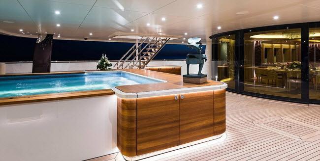 Hé lộ giá thuê những du thuyền xa xỉ nhất thế giới-10