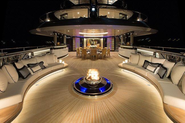 Hé lộ giá thuê những du thuyền xa xỉ nhất thế giới-8