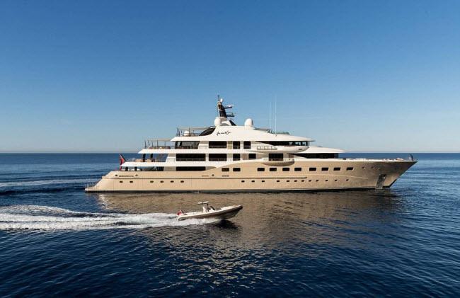 Hé lộ giá thuê những du thuyền xa xỉ nhất thế giới-9