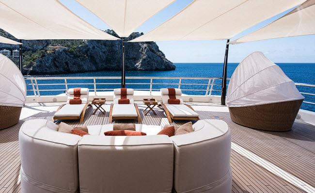 Hé lộ giá thuê những du thuyền xa xỉ nhất thế giới-12