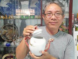 Nghệ sĩ Trung Dân: 'Xuất bản cuốn sách này thì khi tôi qua đời, đám ma tôi vắng lắm!'