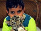 Cuộc sống toàn hàng hiệu, siêu xe, thú cưng đặc biệt và làm bạn với người nổi tiếng của cậu ấm Dubai 15 tuổi
