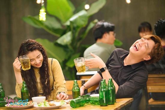 Nhã Phương đòi uống rượu thật để quay cảnh say xỉn-3